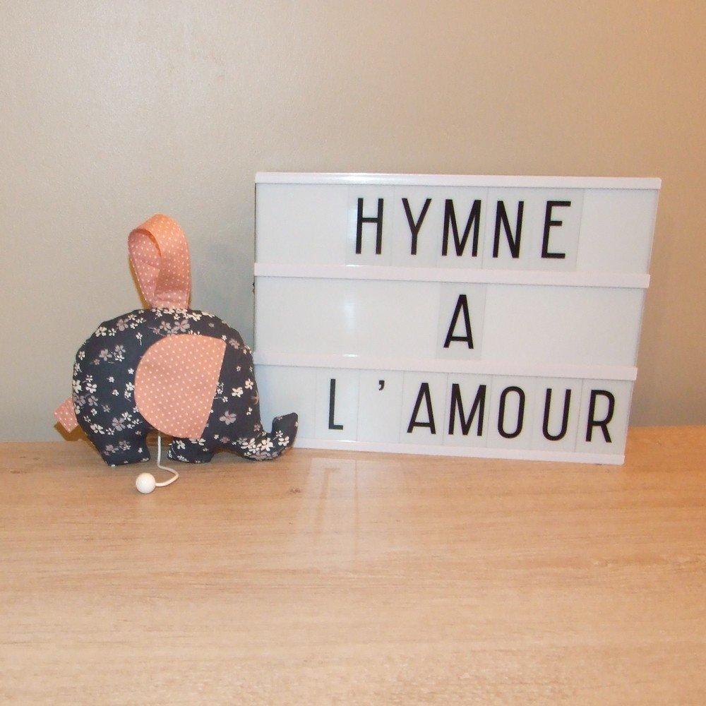 L'Hymne à l'Amour--9995625706523