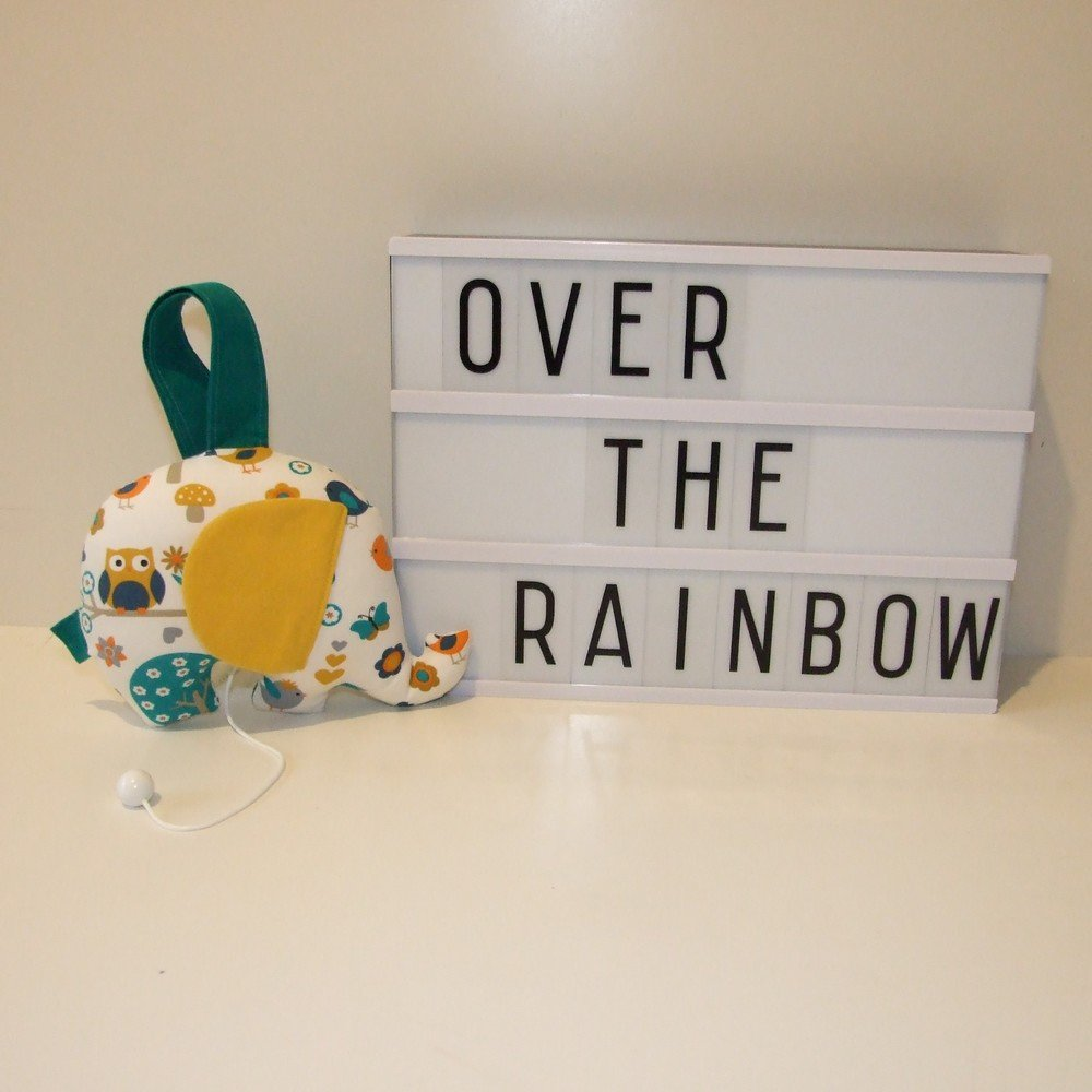 Over the rainbow--9995160950986