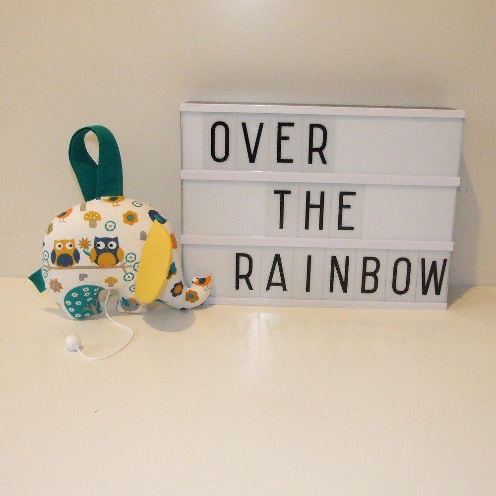 Over the rainbow--9995160950986
