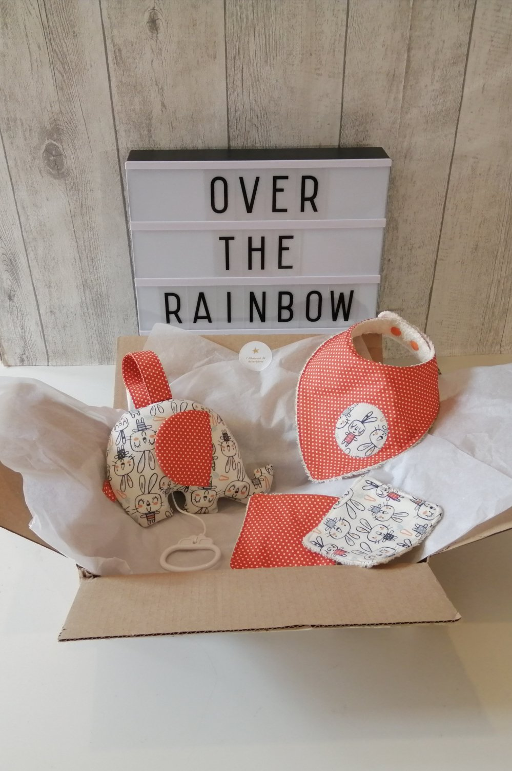 Coffret Over The Rainbow--9995916114402