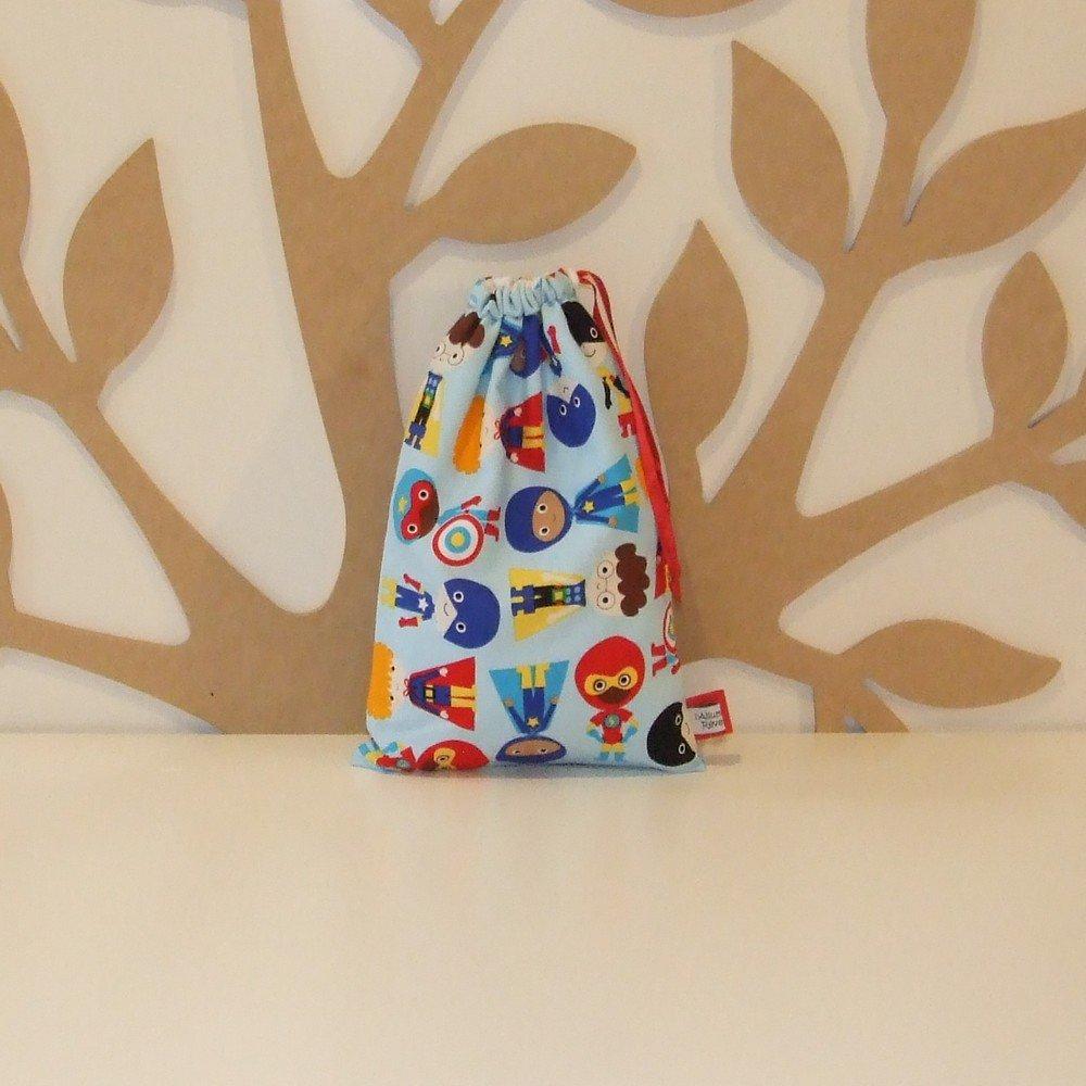 Pochette imperméable, mini sac de piscine Super-Héros--9995143909901
