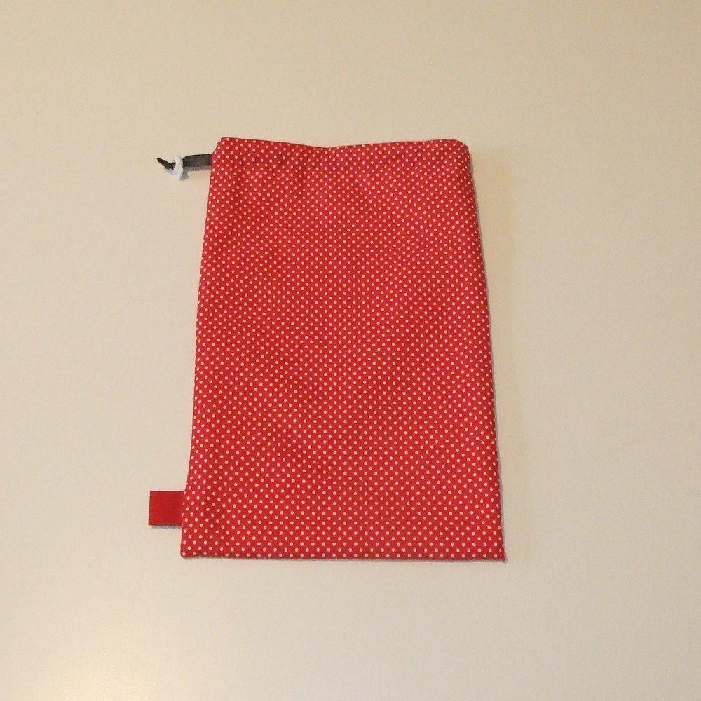 Pochette imperméable, mini sac de piscine pois et coccinelles--9995143892753