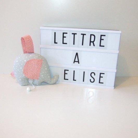 Lettre à Elise