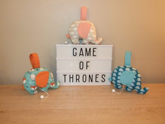 Mélodie GAME OF THRONES