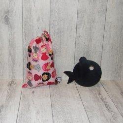 Pochette imperméable, mini sac de piscine Princesses